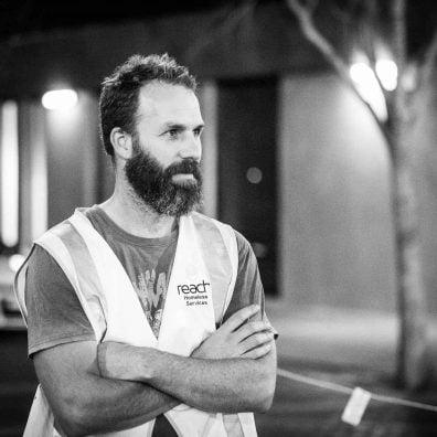 Joerg Lehmann - Homeless Services - Reach Homeless Newcastle